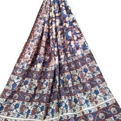 Cotton Kalamkari Printed- Kal002