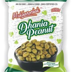 Mukharochak Dhania Peanut - Pack of 4