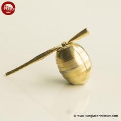 Brass Daab - small