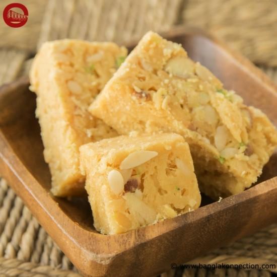 Hindusthan Sweets- Ghee Son Papri (15 Pcs)