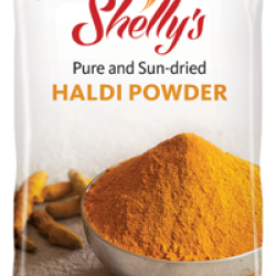 Shellys TURMERIC POWDER (Pack of 3)