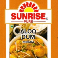 Sunrise Aloo Dam Masala - Pack of 3