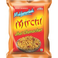 Mirchi Jhaal Chanachur - Pack of 2