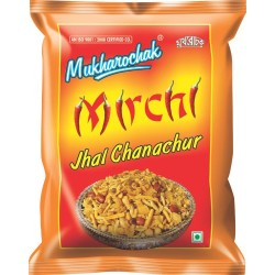 Mirchi Jhaal Chanachur - Pack of 2