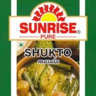 Sunrise Shukto Masala - Pack of 20
