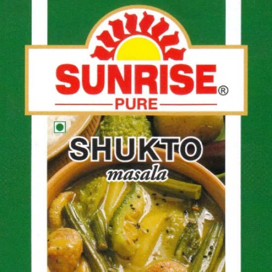 Sunrise Shukto Masala - Pack of 20