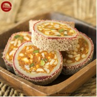 Hindusthan Sweets- Kaju Posto Sandesh (15 Pcs)