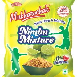 Mukharochak Nimbu Mixture 200 g - Pack of 2