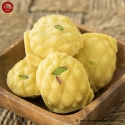 Ganguram and Grandsons- Pineapple Sandesh (15 Pcs)