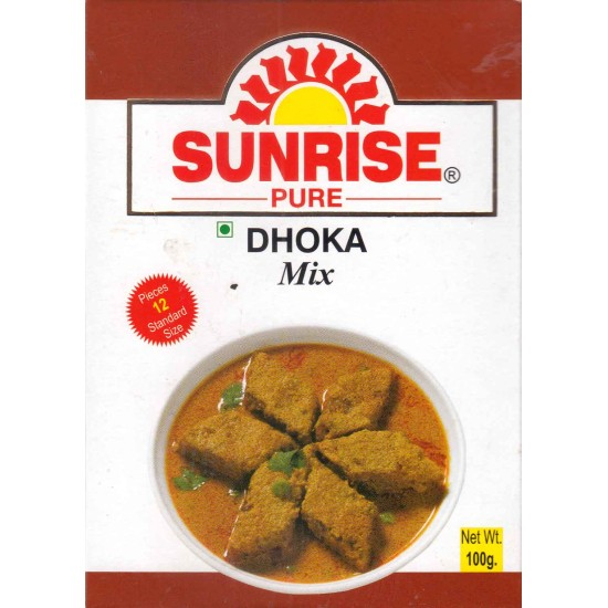 Sunrise Dhoka Mix - Pack of 3